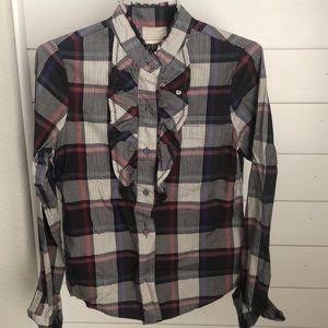 Quicksilver Women's Button Up